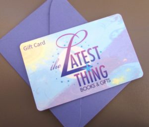 Gift cards are a great idea for anyone!