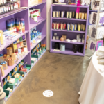 Interior of spiritual gifts store The Latest Thing