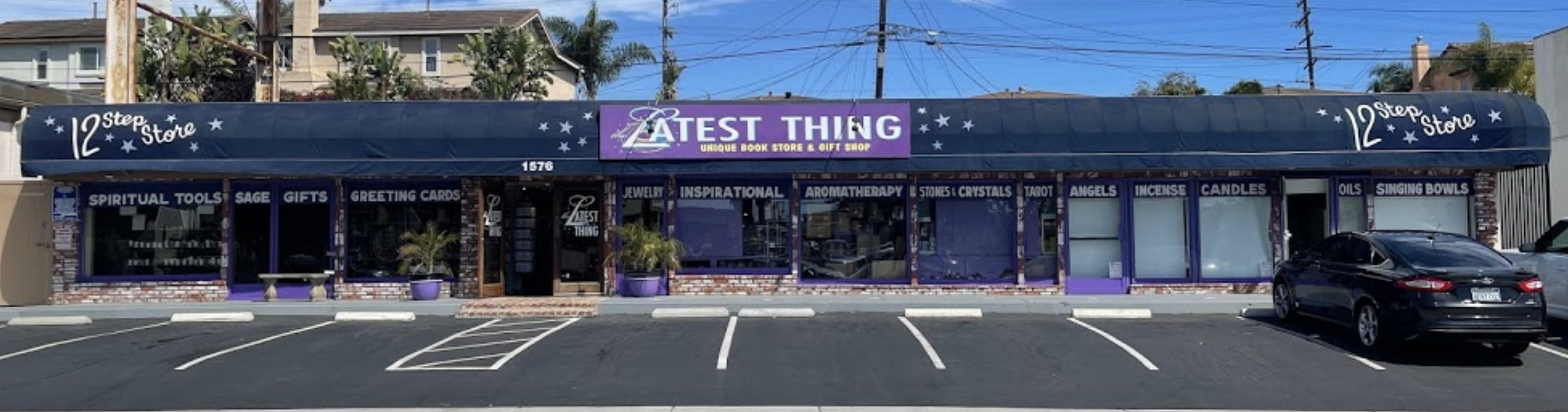 The Latest Thing 12 Step Recovery & Spiritual Gift & Book Shop